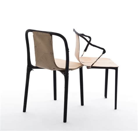 chaise bouroullec ronan erwan bouroullec debut belleville collection for vitra