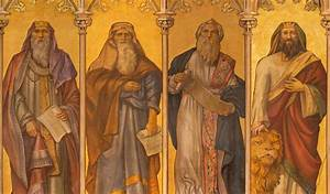 Jeremiah: Prophet of Judgment and of Hope | My Jewish Learning  Prophet