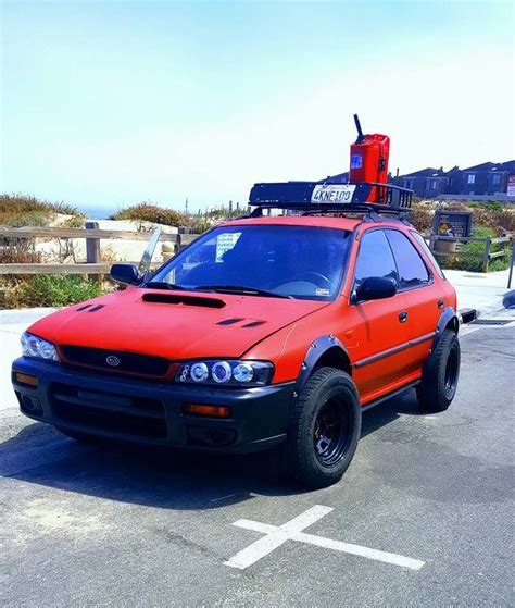 lifted subaru 19 best impreza lift offroad images on pinterest lifted
