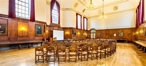 goodenough college  venue hire introduction
