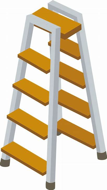 Ladder Clipart Yellow Transparent Clip Webstockreview Material
