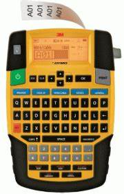 introducing the 3m pl150 handheld label printer With 3m label maker