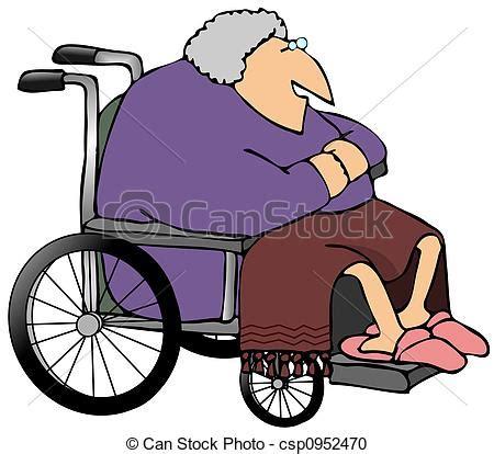 photographies de vieux femme dans a fauteuil roulant