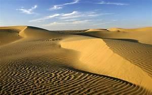 Thar Desert - World's 18th largest subtropical desert ...