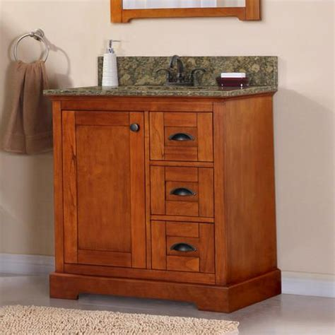 magick woods 30 quot wallace collection vanity base at menards