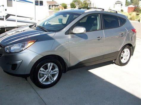 Find Used 2012 Hyundai Tucson Original Owner Excellent