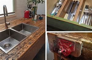 kitchen island cupboards the junk map upcycled industrial fittings in a stylish