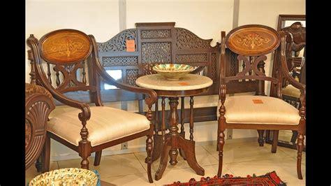 latest pakistani wooden furniture design  living room
