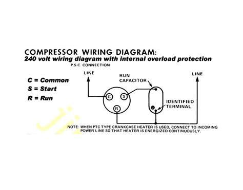 trane compressor wiring diagram 31 wiring diagram images