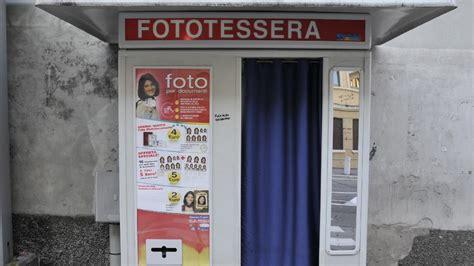 cabine fototessera roma fototessera fai da te in cittadella l ultima cabina