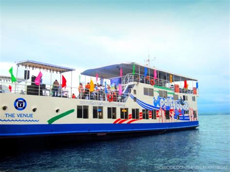 Party Boat Philippines by Chowking Party Package Philippines Restaurants In Party