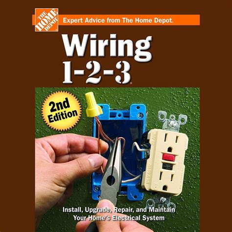 the home depot wiring 1 2 3 book 2nd edition 0696222469