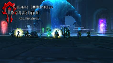 infusion amanthul wow guild hosting gamer launch