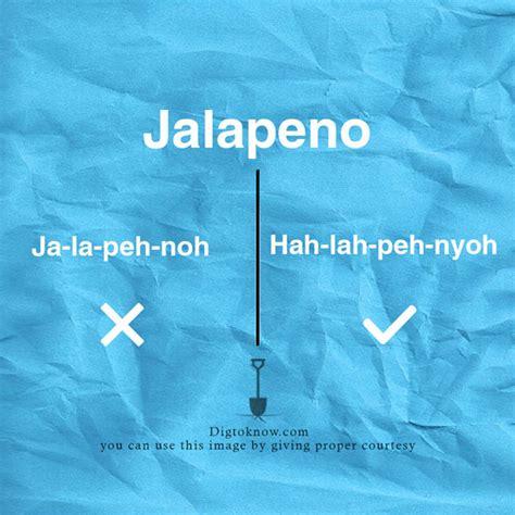Proper Pronunciation Of Meme - 15 mispronounced food words
