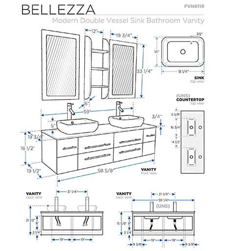 Bathroom Makeup Vanity Dimensions by Bathroom Vanities Buy Bathroom Vanity Furniture