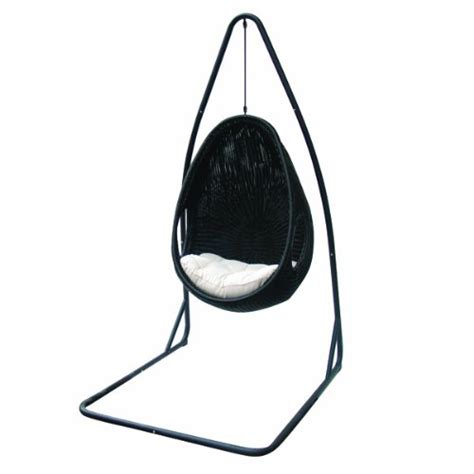 new hanging egg chair brown contemporary seat seating