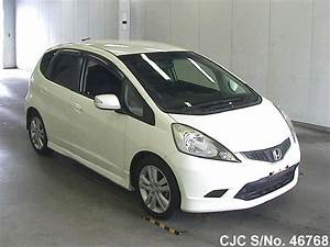 2009 Honda Fit Pearl For Sale