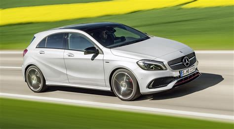 Mercedes A Class Photo by 2016 Mercedes A Class Amg A45 Pricing And