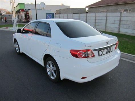 Toyotas For Sale by Autonet Helderberg Corolla Corolla 2 0 Exclusive A T