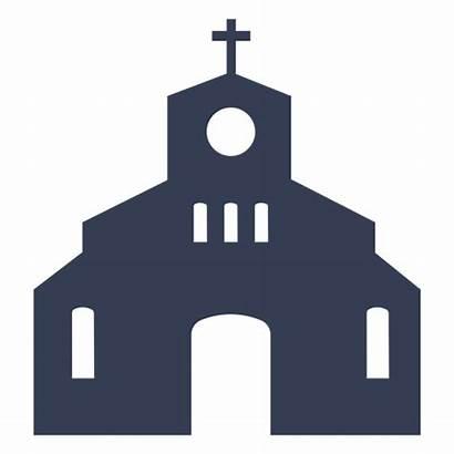 Church Catholic Abbey Transparent Svg Vexels