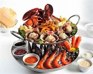 If you're looking for a seafood platter, check this out ...