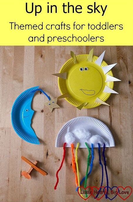 up in the sky themed crafts for toddlers and preschoolers 830 | 1934ebdfe2957b71d39fdc603eb21599