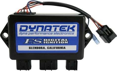 Dynatek Dyna Fs Cdi Ignition Top Speed Black Box Kawasaki