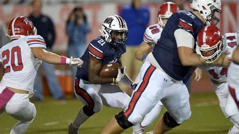 Mississippi Friday night high school football scores, Oct. 23