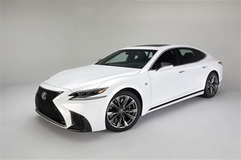 Lexus Fears The Sedan's Extinction Due To Crossovers And Suvs
