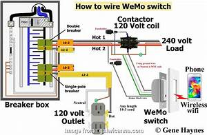 How To Wire A  Light Switch Best 220 Volt Switch Wiring