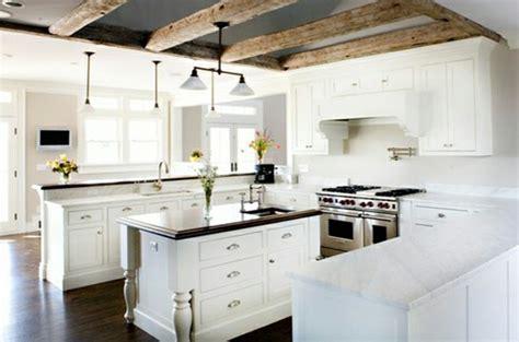 plus cuisine moderne les plus belles cuisines rustiques en images
