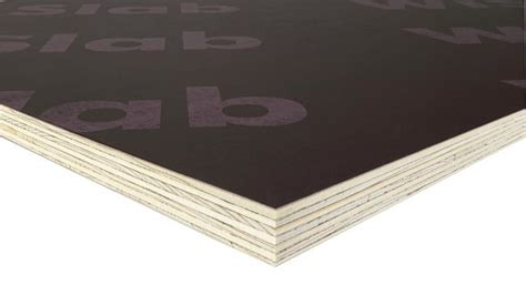 wisa form slab concrete forming plywood wood products