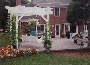 Zen Deck design for outdoor relaxation Archadeck of