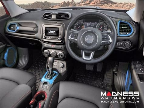 jeep blue interior jeep jeep renegade interior trim kit blue right hand