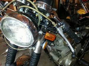 Honda Cl350 Throttle Replacement