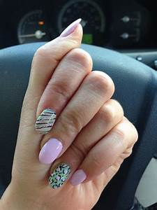 Acrylic Oval Nails Designs How You Can Do It At Home ...