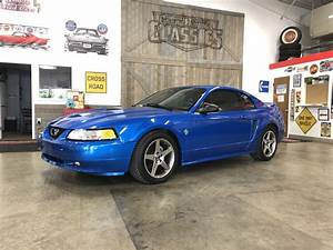 1999 Ford Mustang GT 5-Speed With ProCharger for sale #98840 | MCG