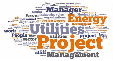 <b>Utilities</b> Project Management Jobs « Arras People