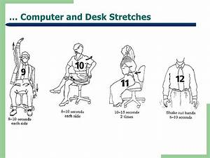lower back stretches at work