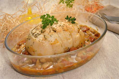 ingredient cuisine rôti de dinde sauce chorizo chignons au fil du thym
