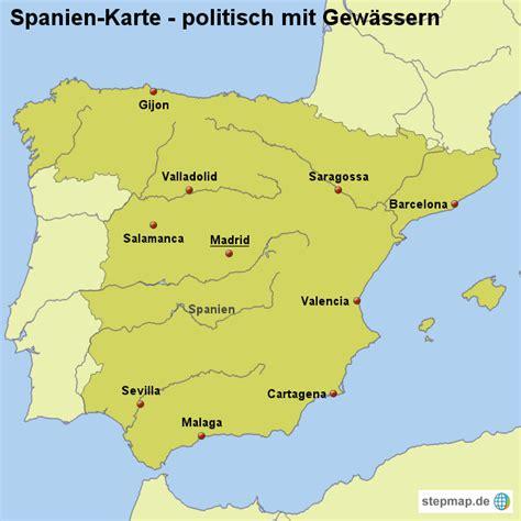 wo ist das spanisch