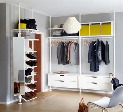 Begehbarer Kleiderschrank  Innenausstattung Und