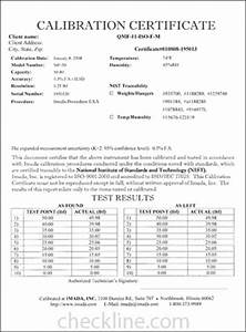 301 moved permanently for Pressure gauge calibration certificate template