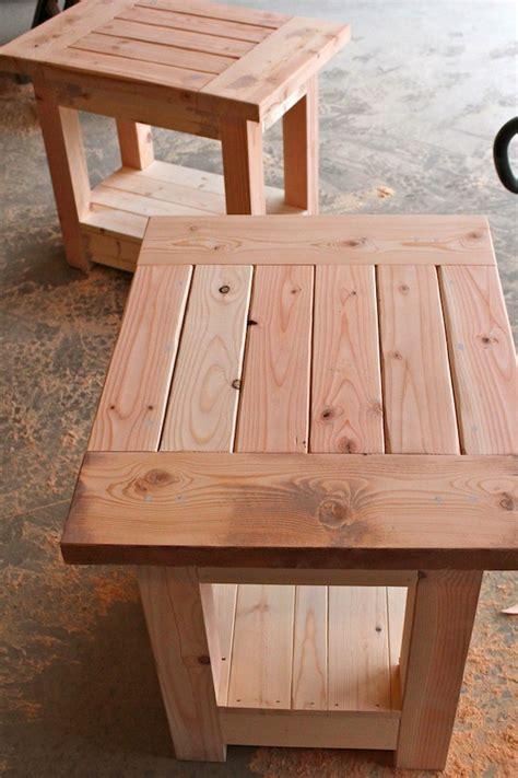 diy sofa table plans ana white wooden  adjustable