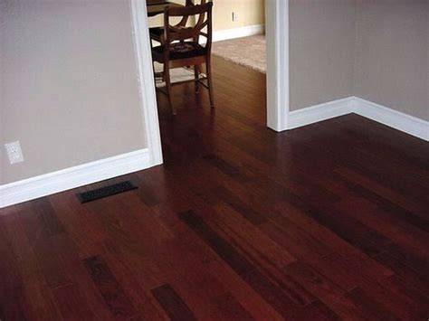 dark cherry floor future home pinterest grey walls