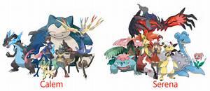 pokemon x images
