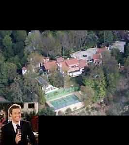 Maison Los Angeles : photo la maison de los angeles de ryan seacrest s ~ Melissatoandfro.com Idées de Décoration