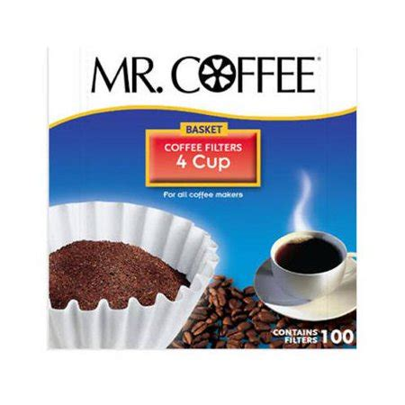 Walmart canada has a wide range of options available to help you get started and enjoy new flavours and experiences with machines that fit into your busy lifestyle. Mr Coffee Mr Coffee Coffee Filters, 100 ea - Walmart.com
