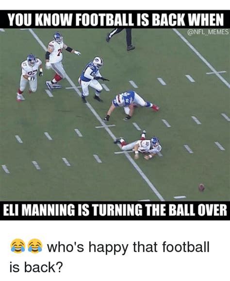Football Is Back Meme - funny nfl memes of 2016 on sizzle cleveland browns
