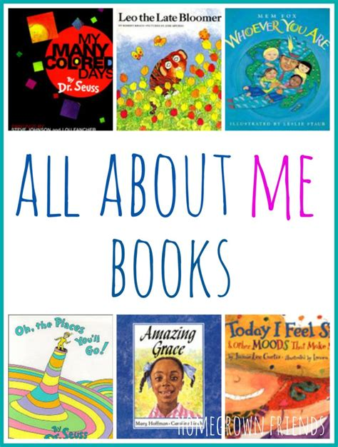 all about me books homegrown friends 297 | all about me books